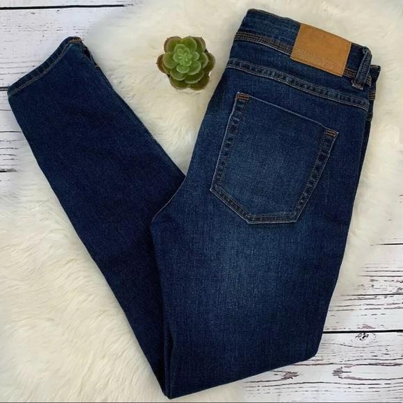 Zara Denim - Zara Basic z1975 Dark Wash Skinny Jean size 6